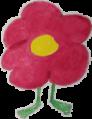 Walking Flower